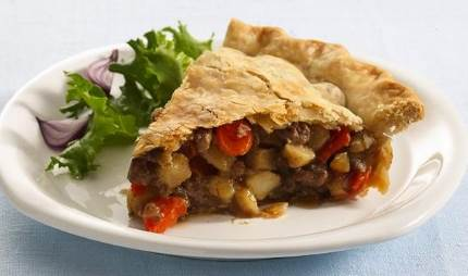Beef Vegetable Potpie - 12-18 Month Baby Food Recipe at CleanBabyFood