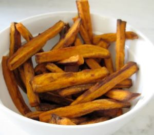 Sweet Potato Fries - 12-18 Month Baby Food Recipe at CleanBabyFood