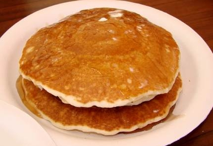 Whole Wheat Buttermilk Pancakes - 12-18 Month Baby Food Recipe CleanBabyFood