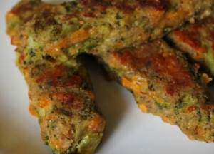 Broccoli & Cheddar Cheese Nuggets - 12-18 Month Baby Food Recipe at CleanBabyFood