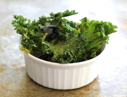 Delicious Baby Kale Chips – 12-18 Month Baby Food