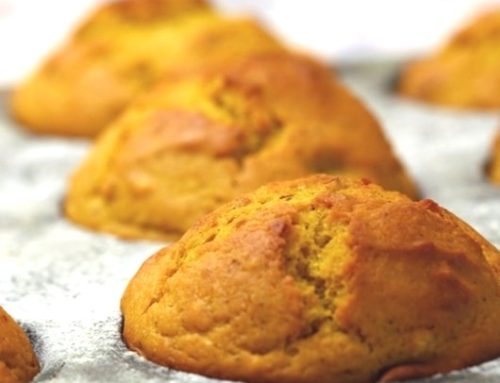 Delicious Banana Squash Muffins– 12-18 Month Baby Food
