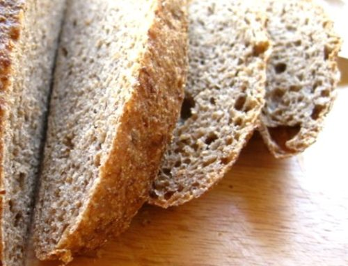 Toddler Friendly Wheat Bread – 12-18 Month Baby Food