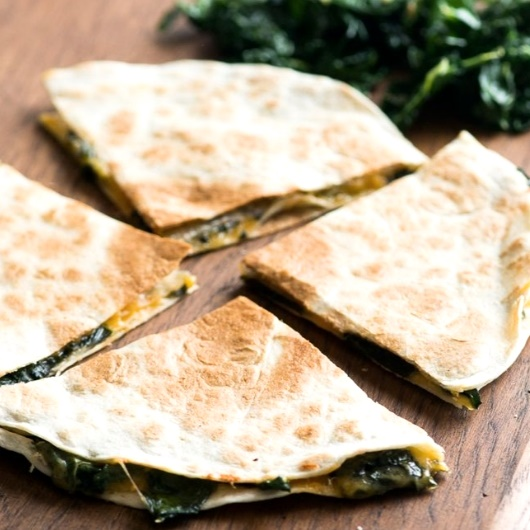 Veggie Quesadilla For Baby - Baby Food Recipe