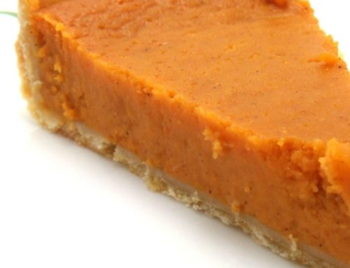 Toddler Sweet Potato Pie – 12-18 Month Baby Food